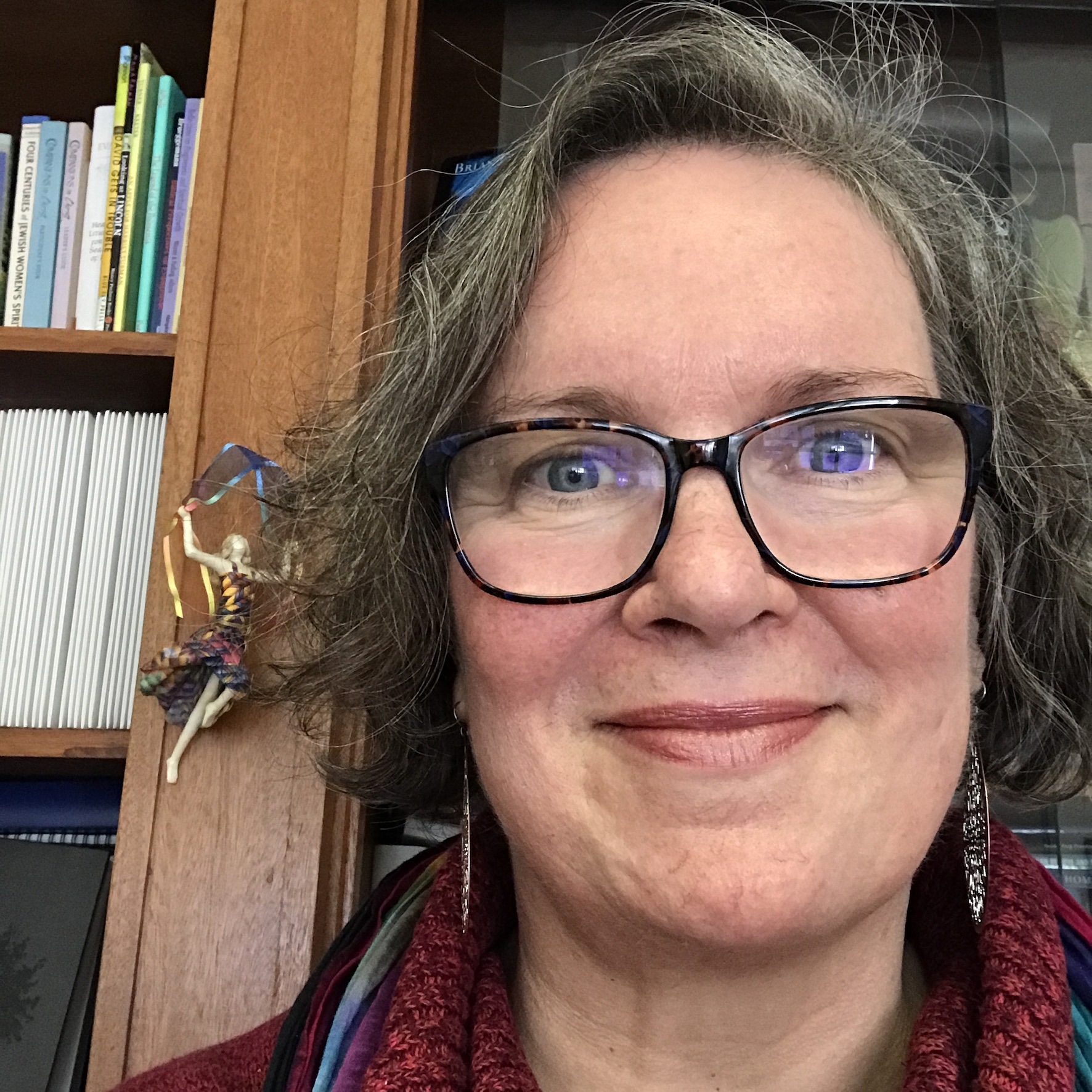 Rev. Patricia Raube Spring 2019