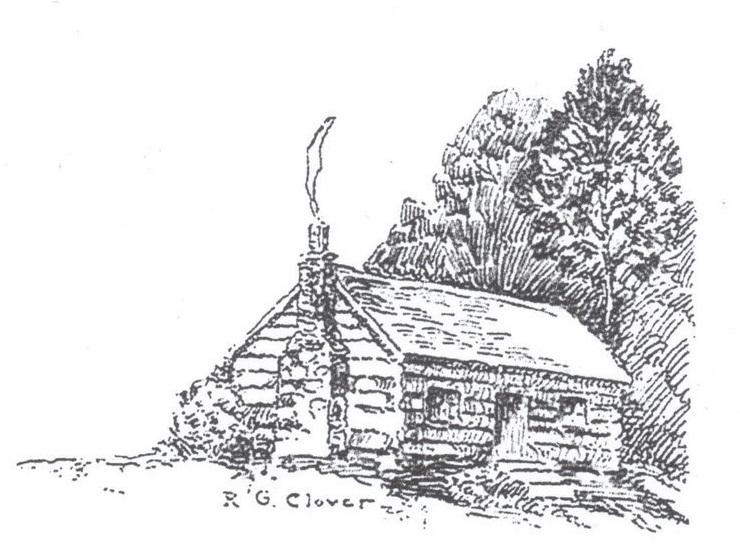 First Log Church