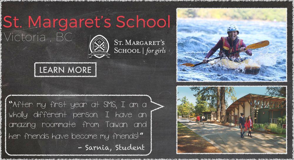 St. Margaret's School  Boarding School Testimonial