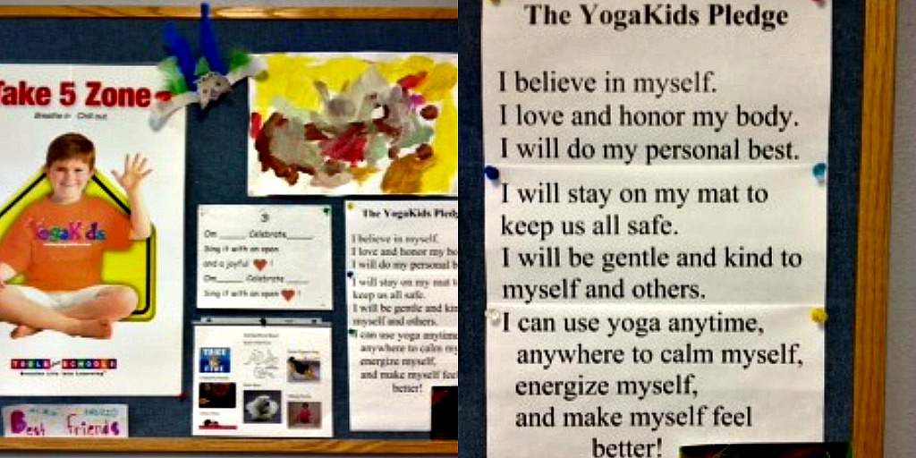 pledge collage