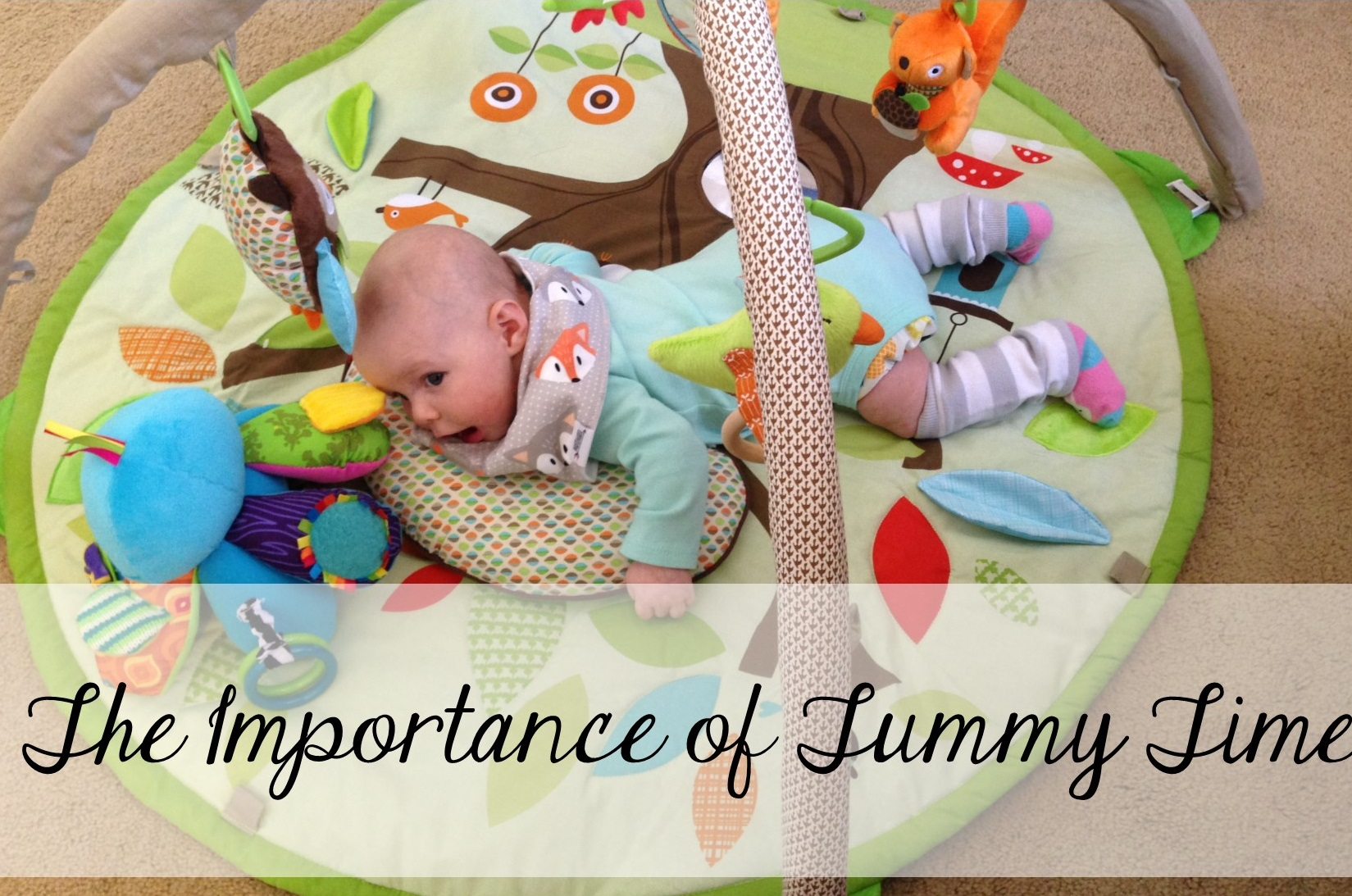 importance of tummy time