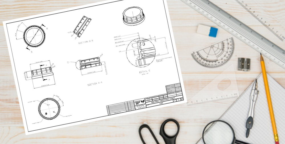 Once we have a conceptual idea of what is required, we begin to develop a visual of the product through drawings. This allows us to get a sign off from the customer to ensure we are aligned.
