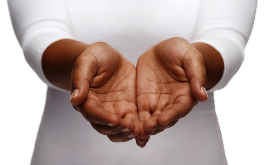 The hands of woman are calm and capable, reassuring and sensitive, but never underestimate them.