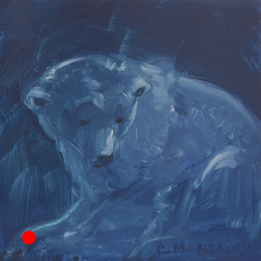 Sold. Blue Bear 2