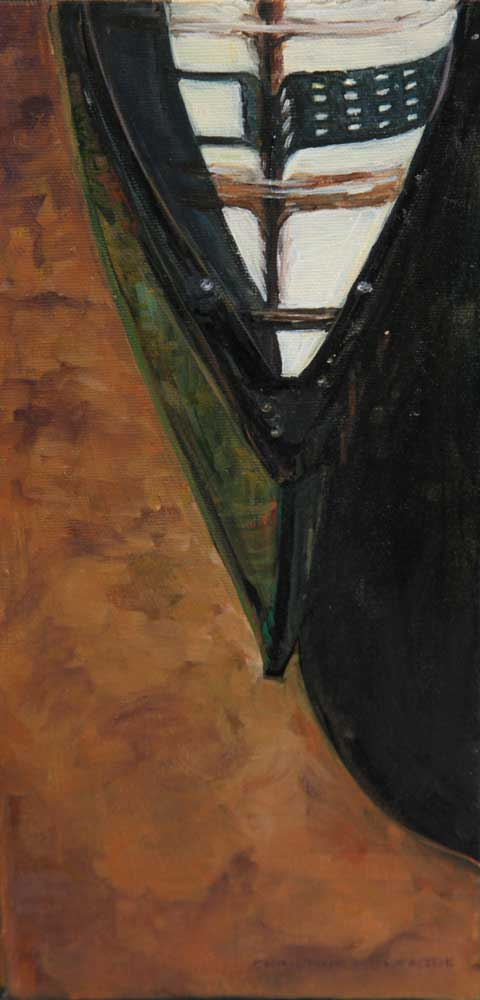 Green Canoe 2 - Lake Dreams Series