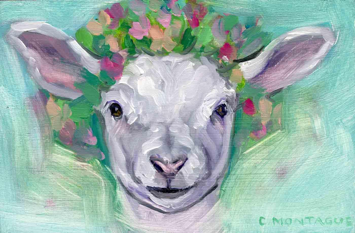 New! Lamby