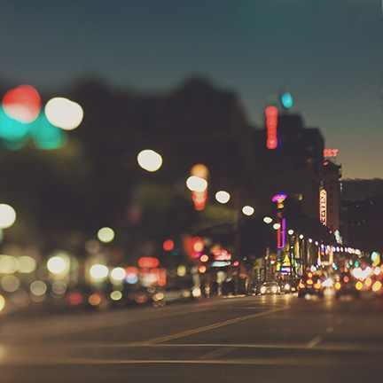 Hollywood Boulevard/Myan Soffia