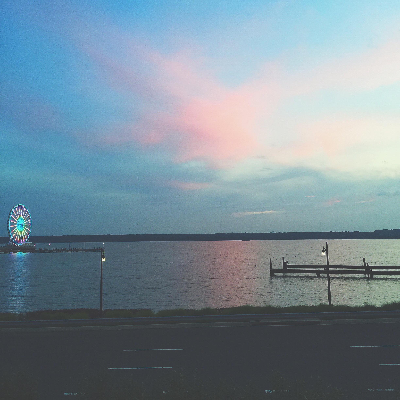 national harbor ferris wheel