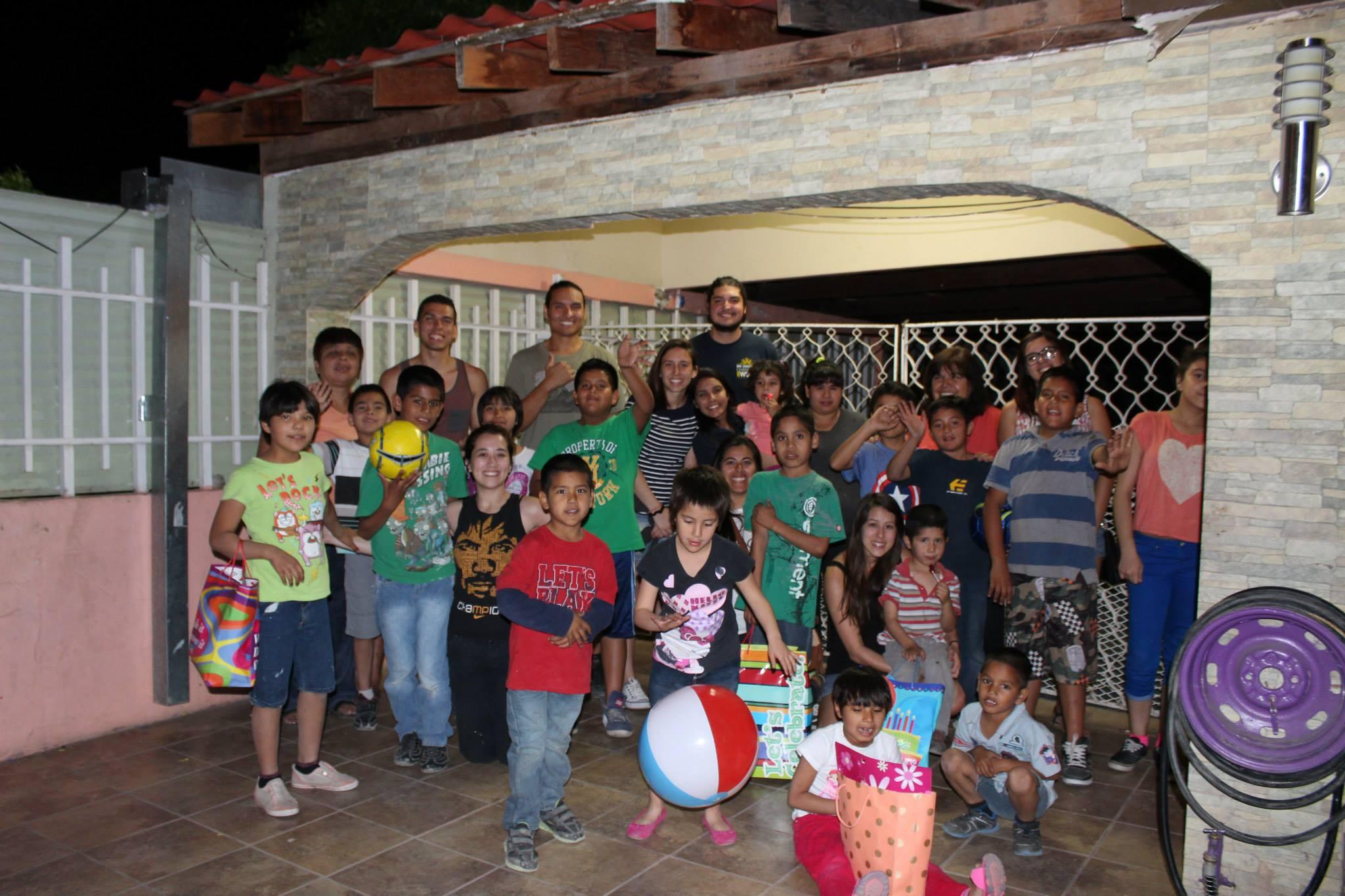 2015 Group from La Sierra University