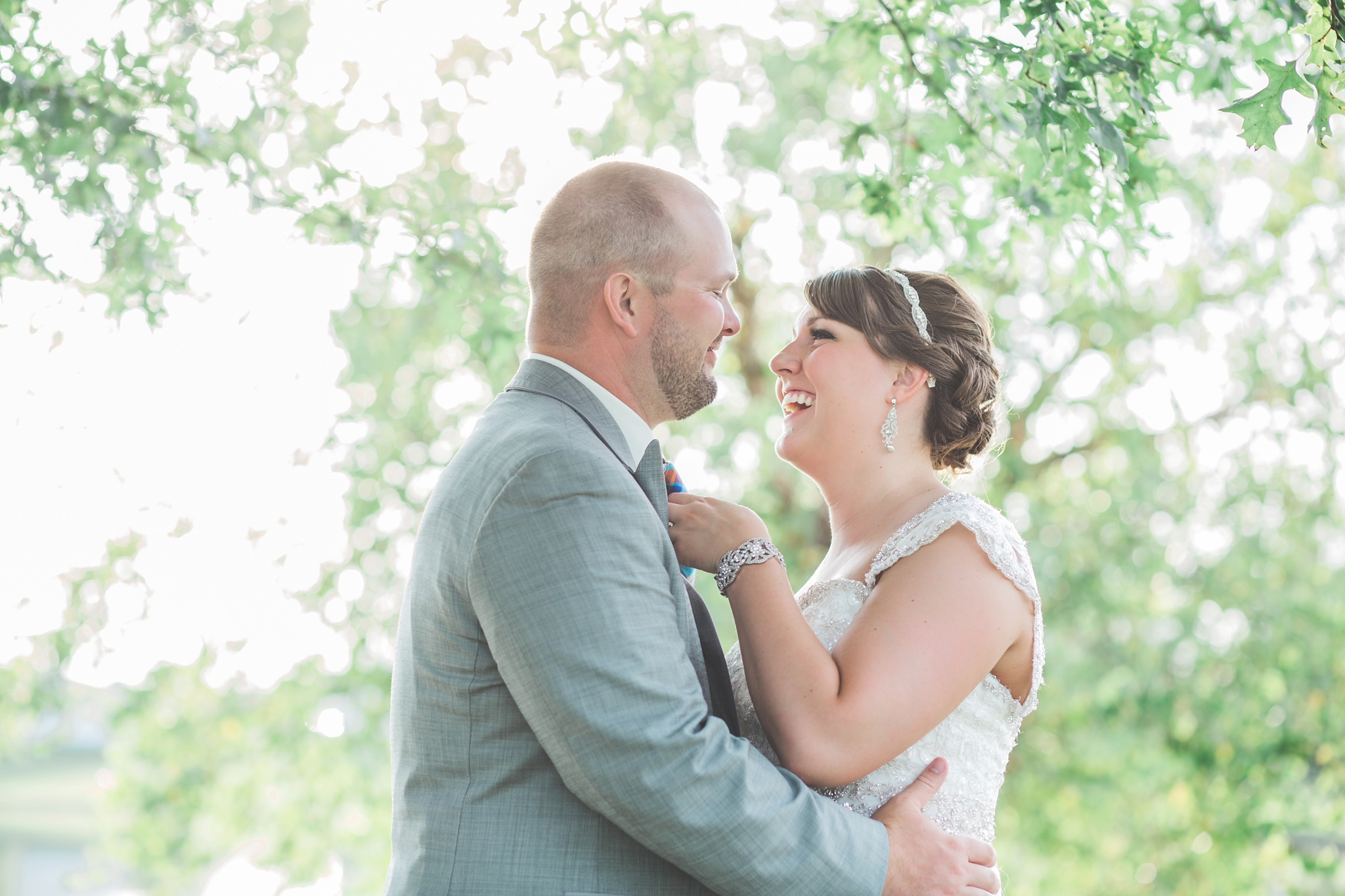 Hubers Winery Wedding | Louisville Wedding Photographer | Chandler Rose Photography