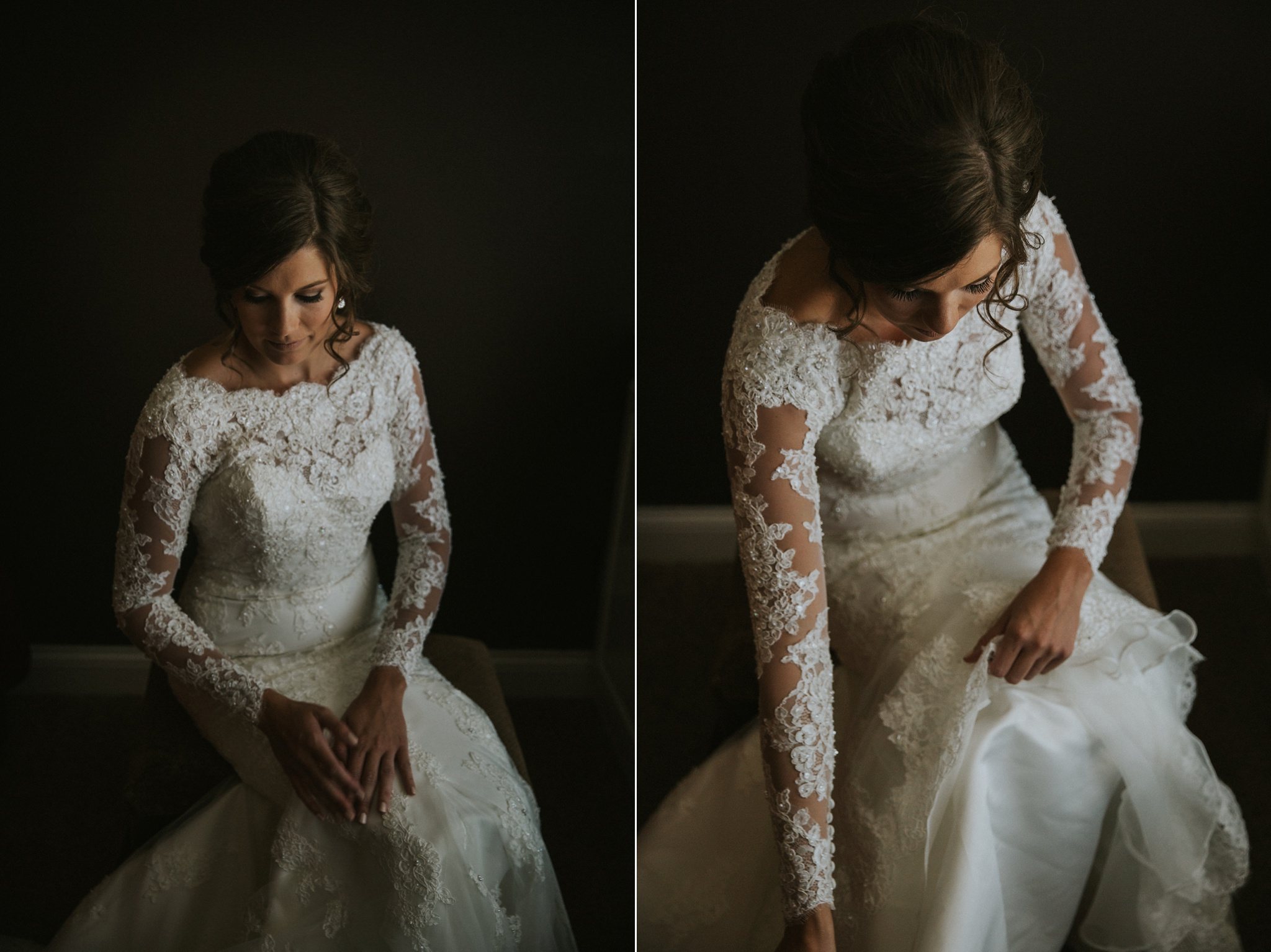 Gorgeous Indiana Bride