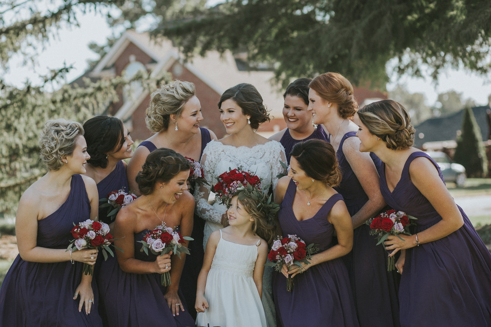 New Albany IN Wedding Photographer