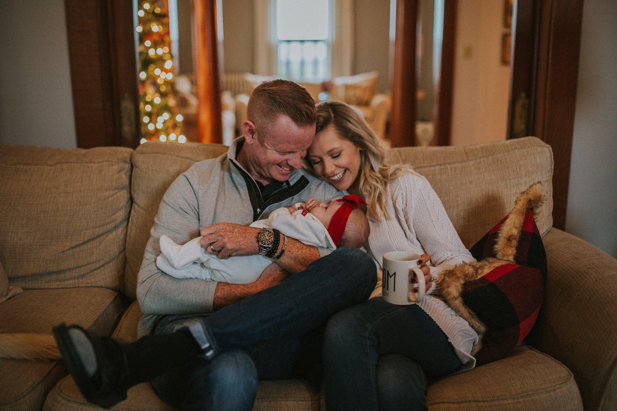 Edinburg Indiana Couple sharing their adoption story