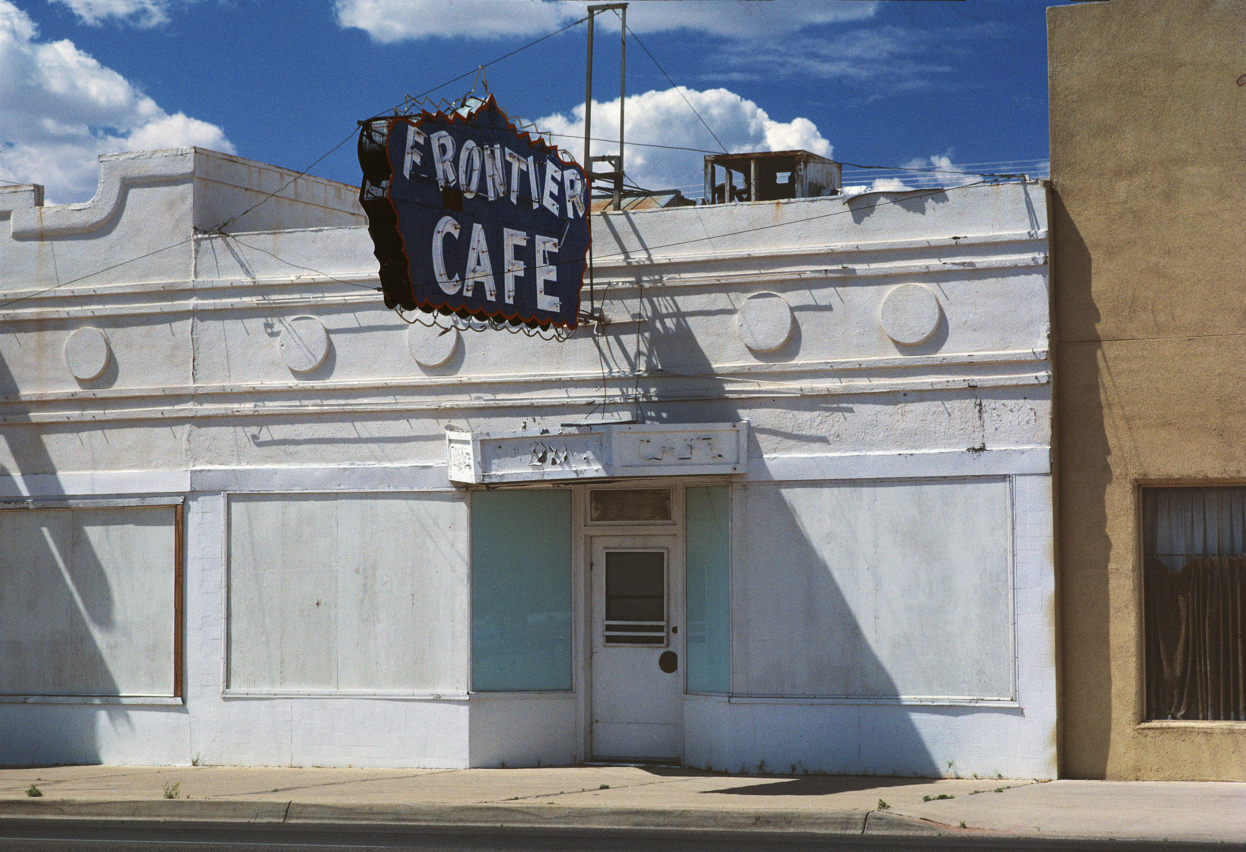FRONTIER CAFE ©2019 DONALD McCREA
