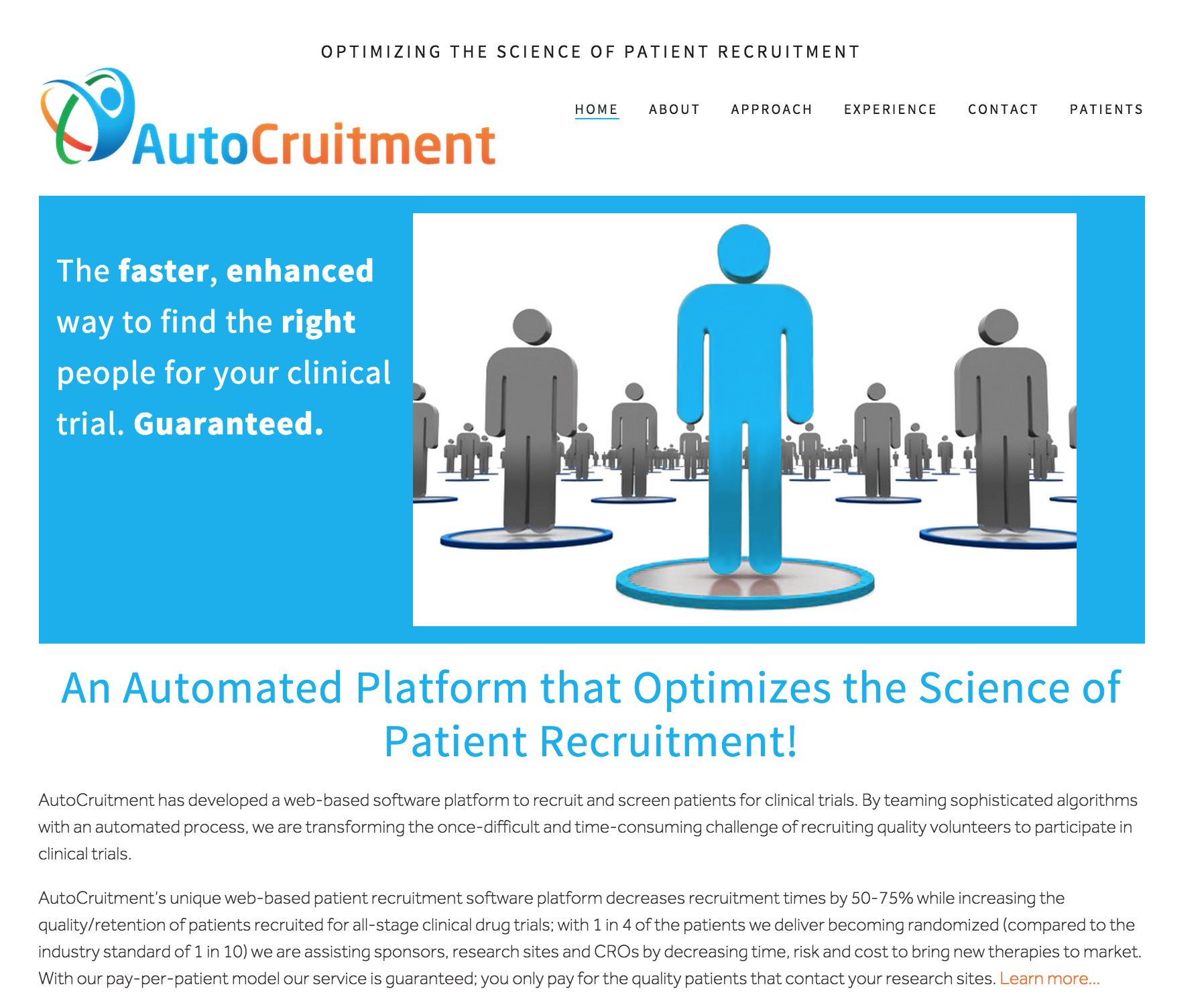 AutoCruitment Website