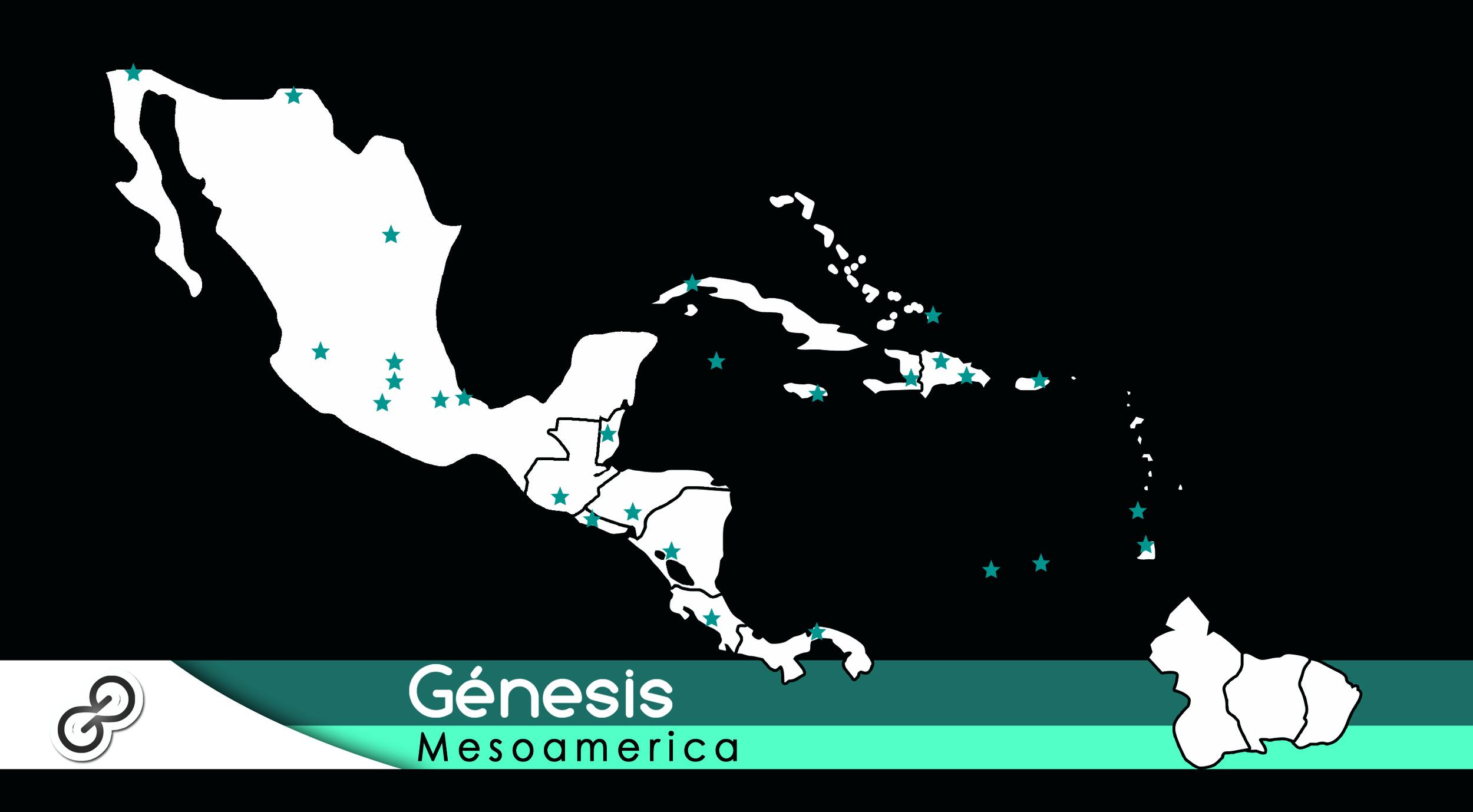 Genesis Site Map