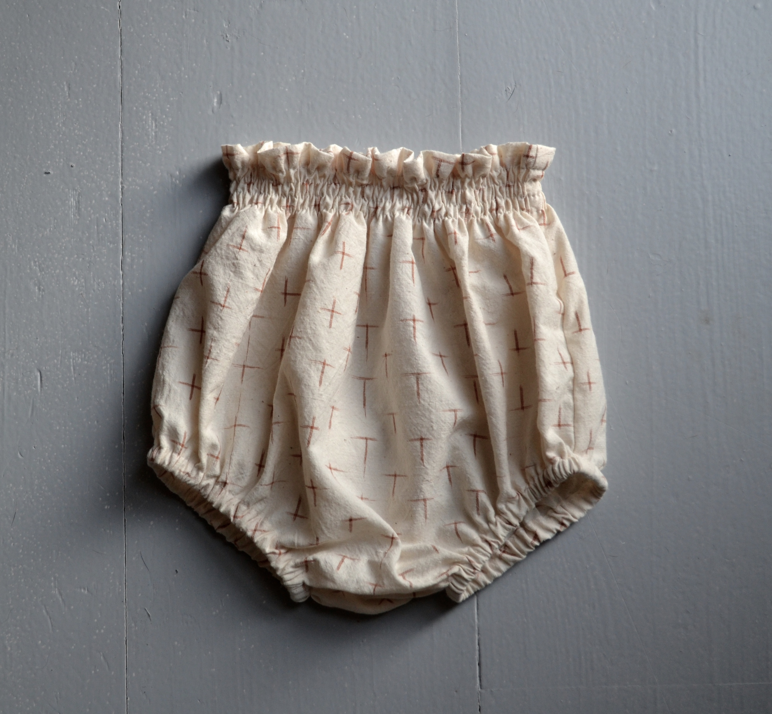 bloomers m smock
