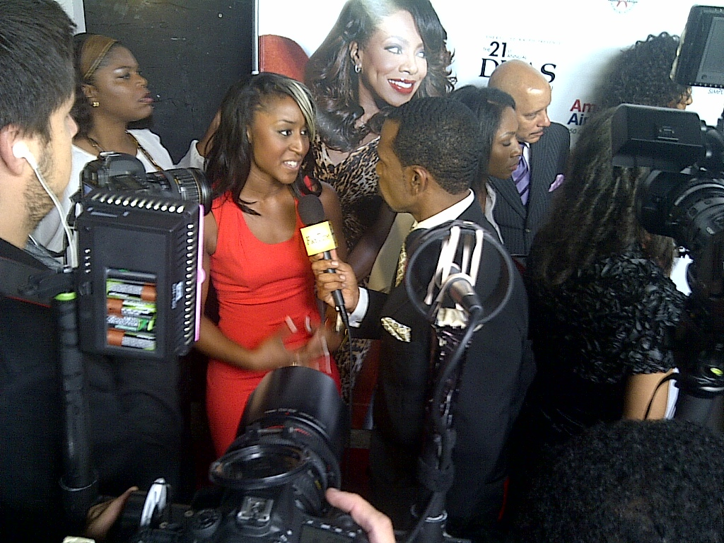 "Sheryl Lee Ralph's ""Divas Simply Singing"" Red Carpet"