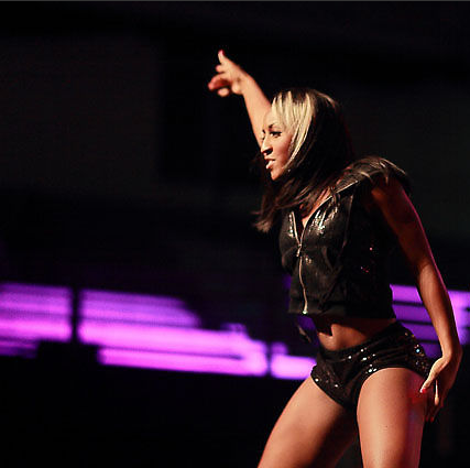 Ms. British Virgin Islands 2011- Choreography by Saleemah E. Knight and Tyrell Rolle