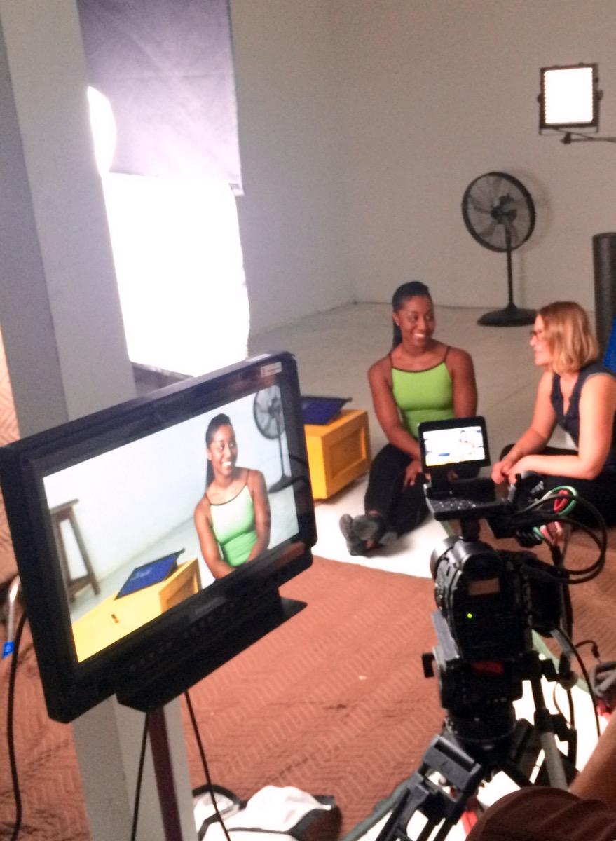 Lenovo Brand Yoga Tablet 2 Pro Tutorial Shoot