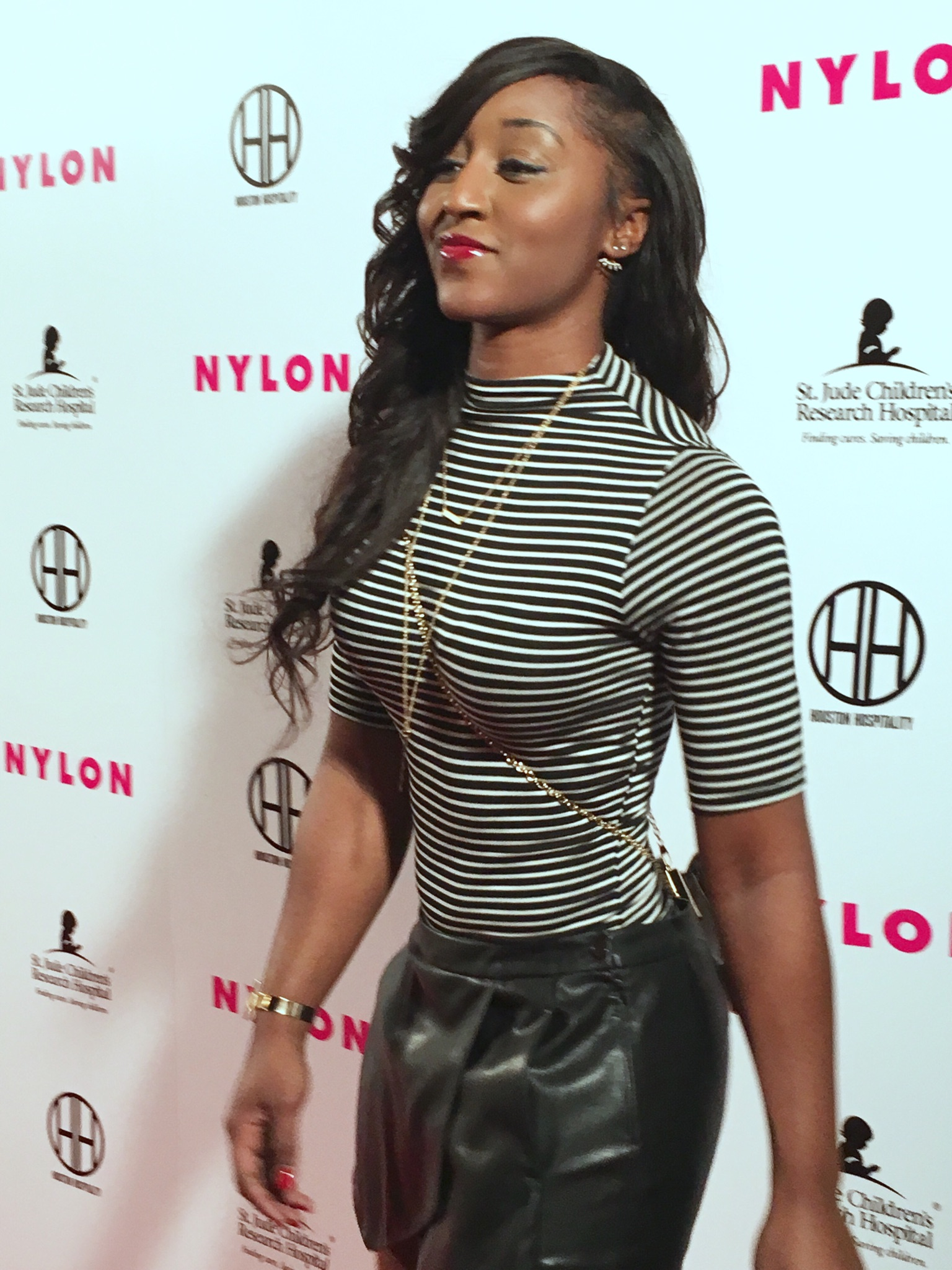 Nylon Magazine Pre-Grammy Red Carpet Event