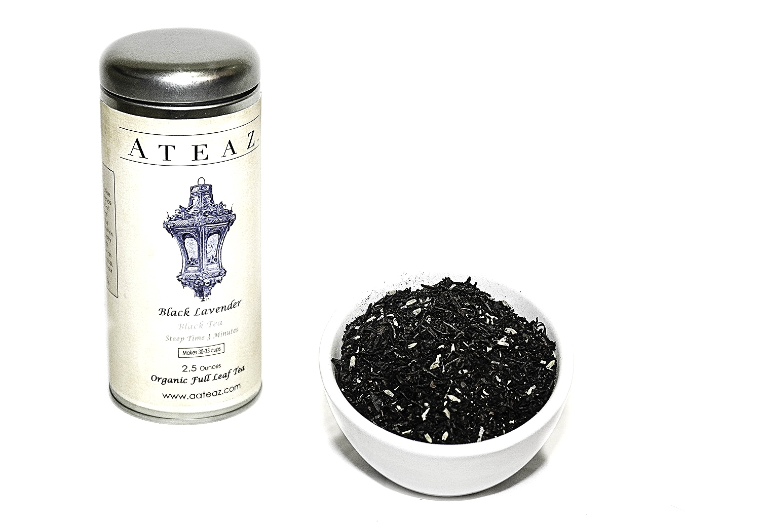 Try Our Black Lavender Black Tea With A Twist...