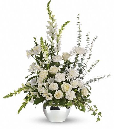 Serene Reflections Bouquet $110 -