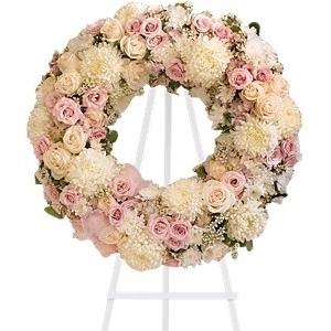 Peace Eternal Wreath $225 -