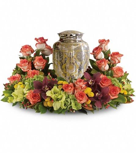Sunset Wreath $200 -
