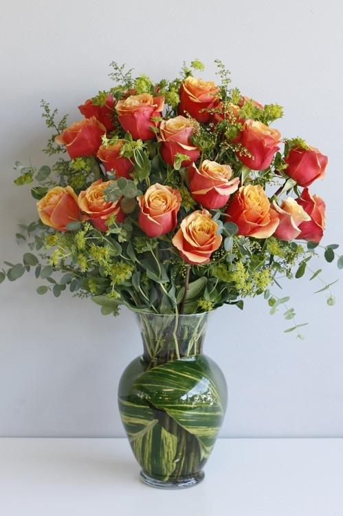 Two Dozen Roses $150 -