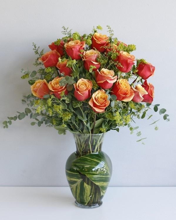 Two Dozen Roses $150-$200 -