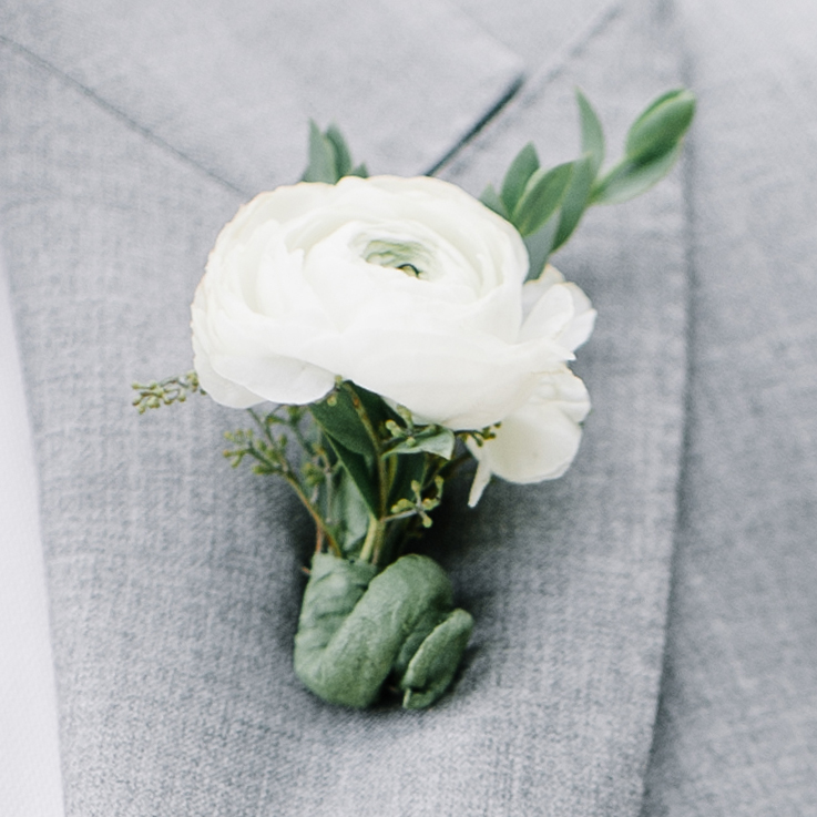 Charming Boutonniere $15 -