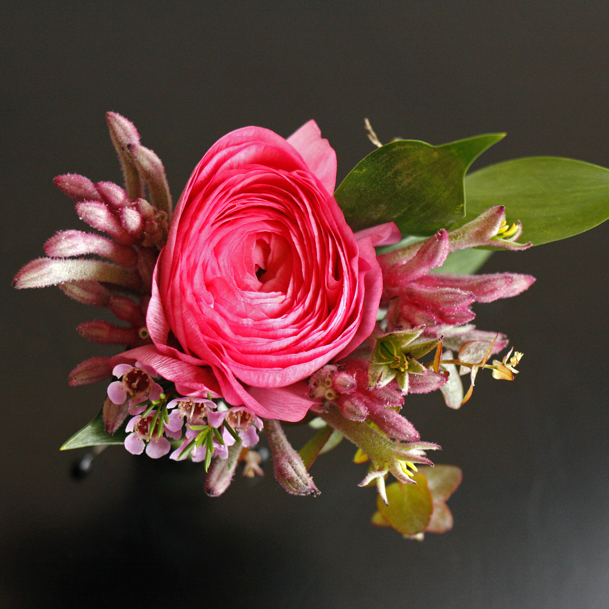 Jewel Boutonniere $20 -