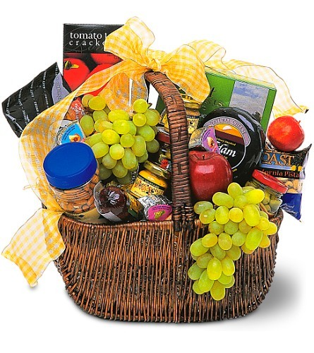 Gourmet Picnic Basket $75-$115 -