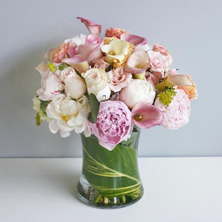 Satin Blossom $145 -