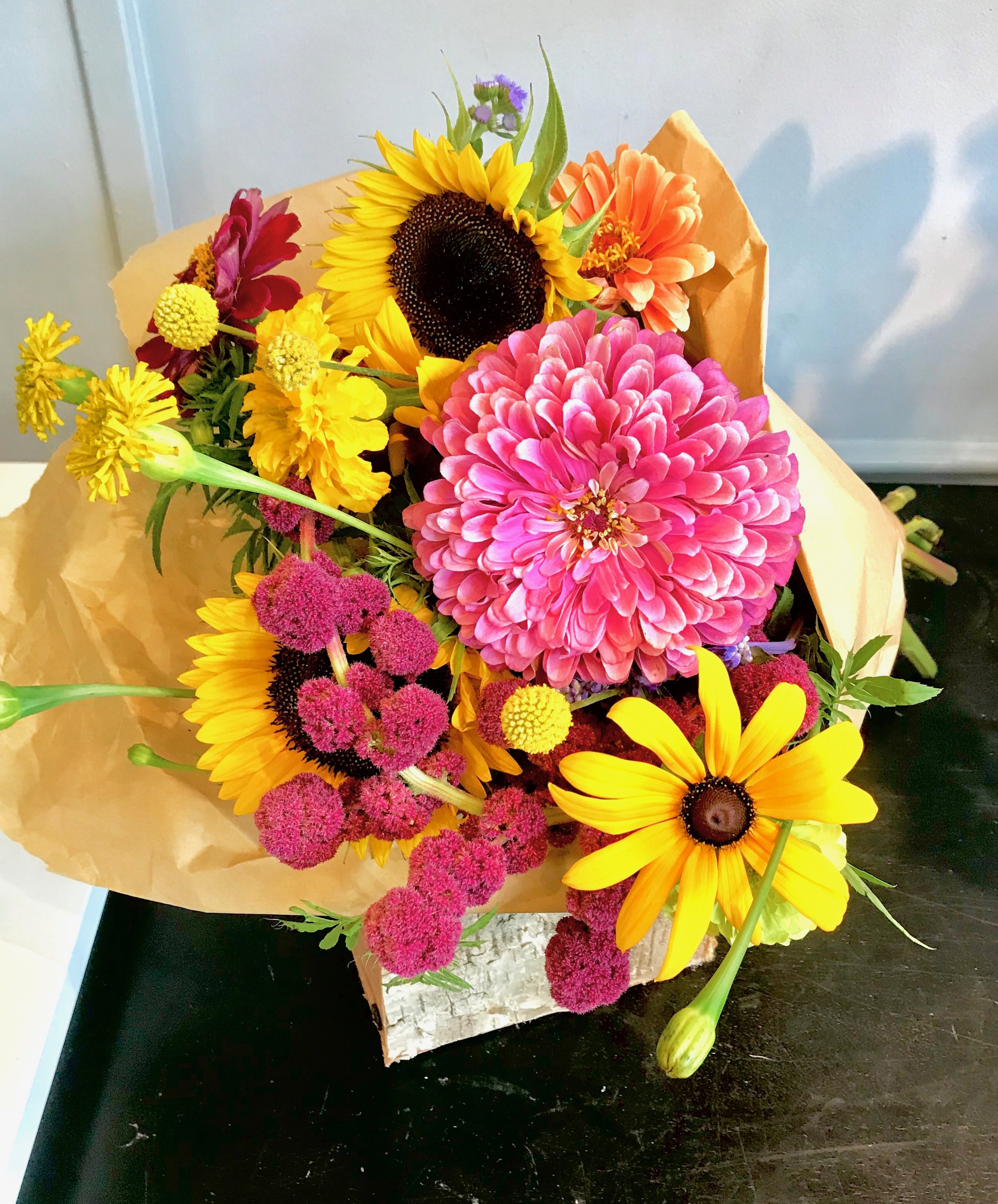 local $25 bouquet - over 25 stems in each bouquet!