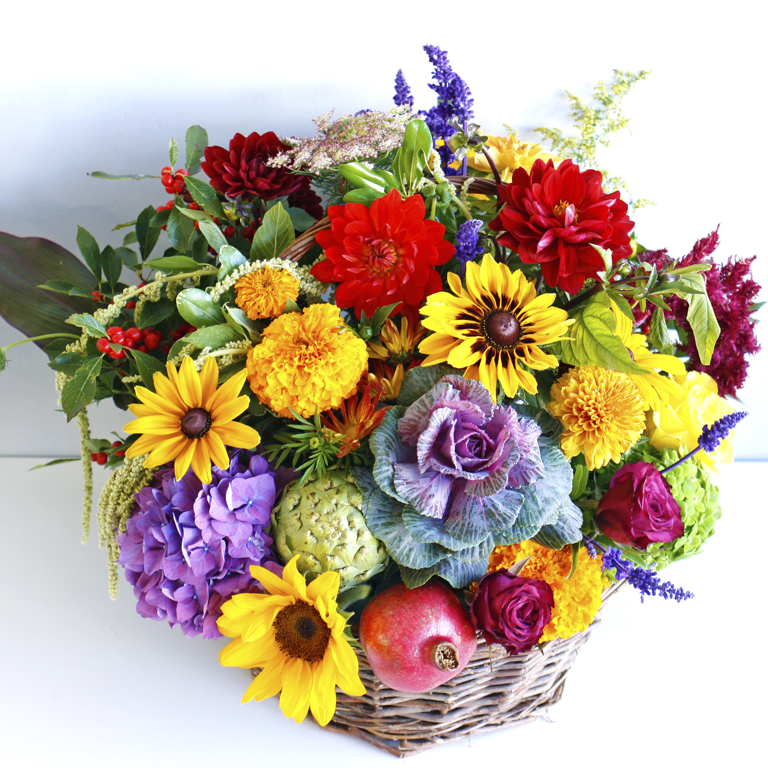 Harvest Basket $95-$150 -
