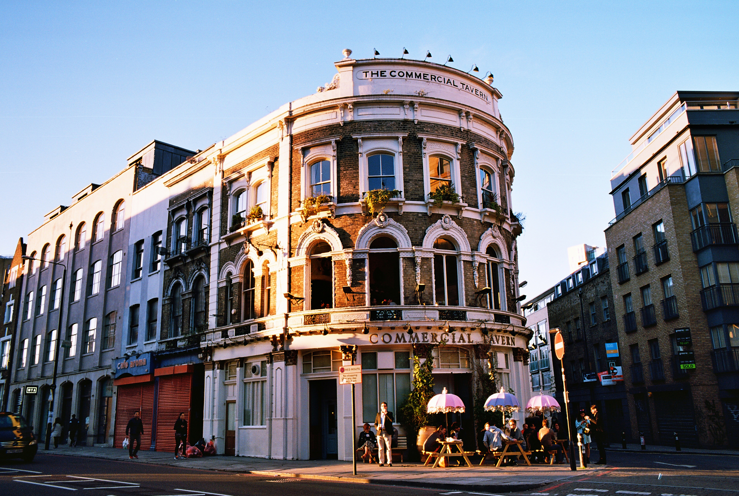 The Commercial Tavern, Shoreditch