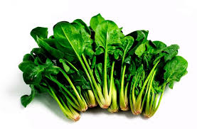 Try spinach, kale, collards or swiss chard