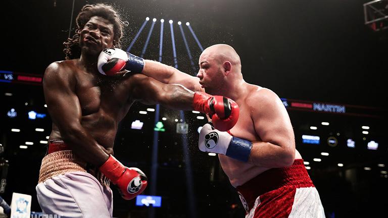 Adam Kownacki WBC #4 Ranked Heavyweight in the World