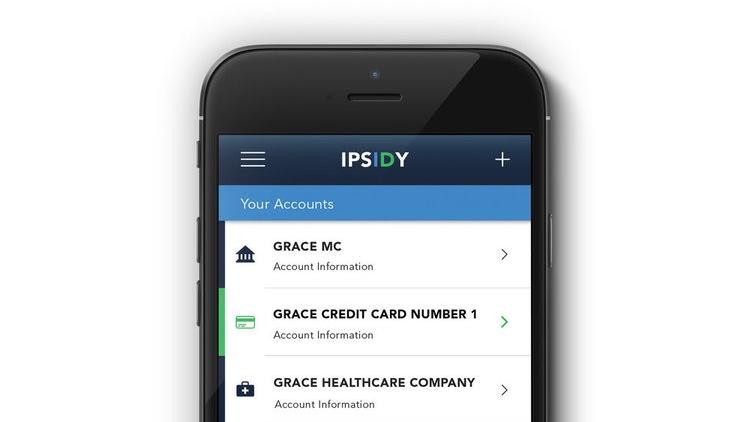 Ipsidy - Mobile App
