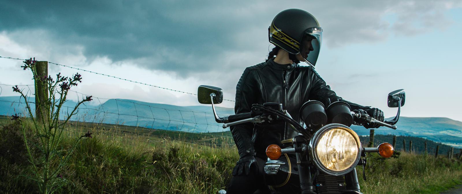 Kojii Helnwein Triumph Bonneville by Federico Rea.jpeg