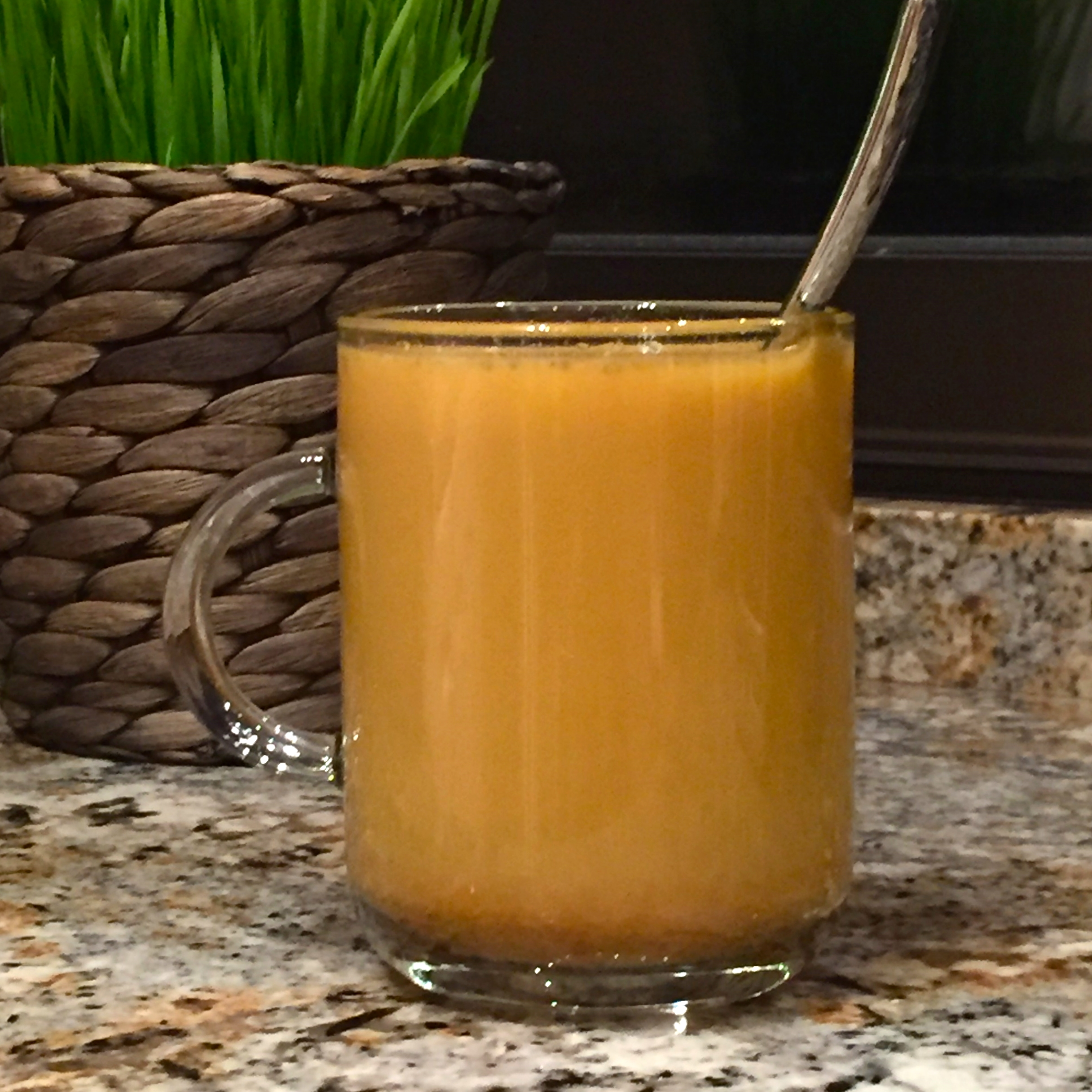 Yummy Turmeric Tea!