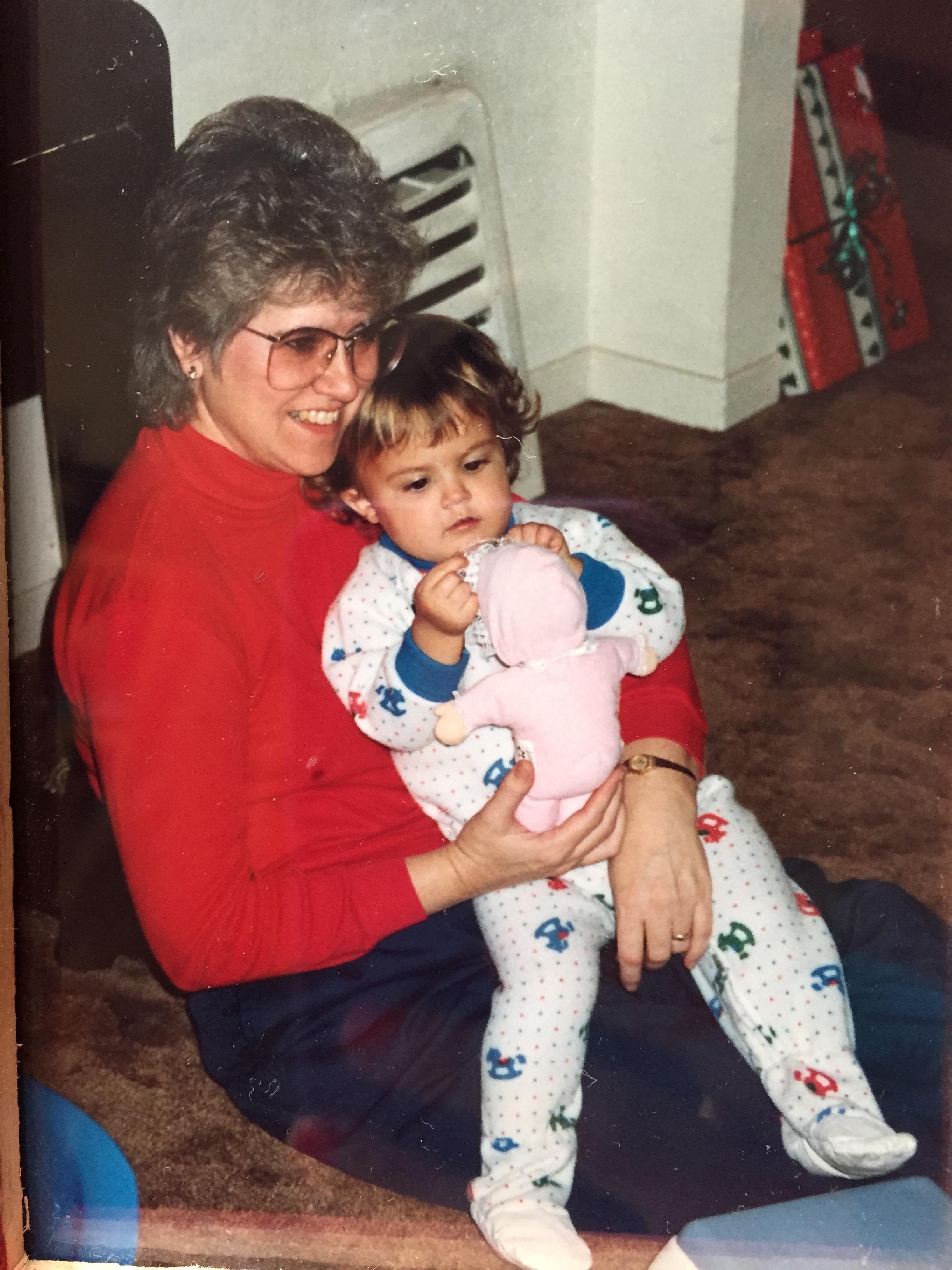 Damn It Feels Good To Be A Woman grandmom.jpg