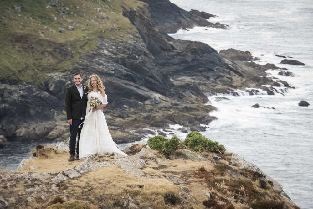 bride and groom on cliff Poldark.jpg