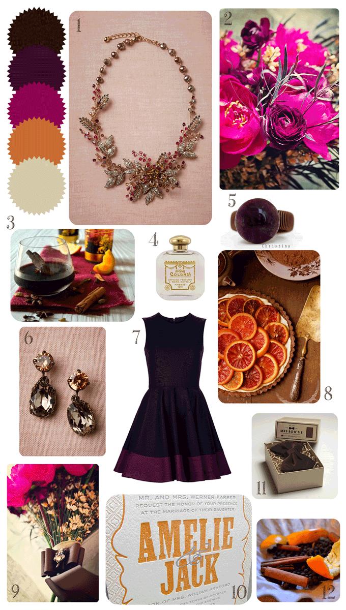 Wine-Burgandy-Persimmon-Orange-Fushcia-Wedding-Palette-Oleander-NJ-Bucks-County-PA-Wedding-Florist