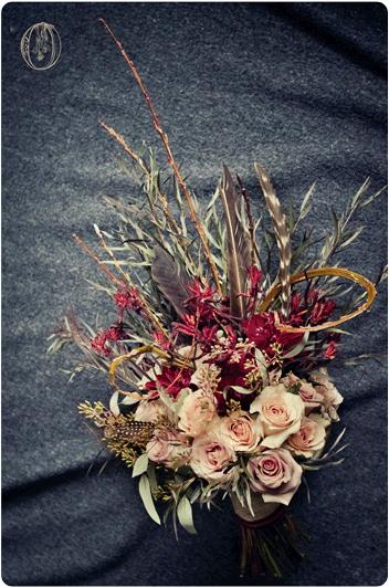 Holly-Hedge-Estate-Fall-Organic-Vintage-Rose-Dahila-Feather-Branch-Bridal-Bouquet-Oleander-New-Jersey-Bucks-County-Wedding-Florist