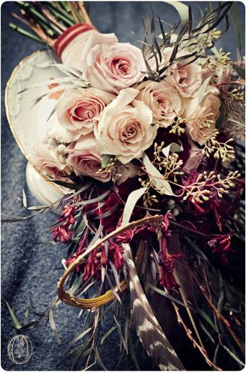 Holly-Hedge-Estate-Fall-Rustic-Vintage-Dark-Feather-Branch-Rose-Dahlia-Bridal-Bouquet-Oleander-New-Jersey-Bucks-County-Wedding-Florist-Floral-Design