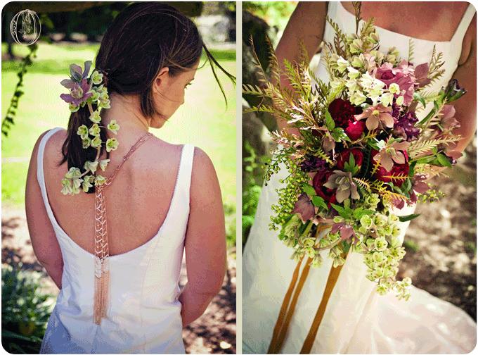 Fernbrook-Farms-Vintage-Spring-Dark-Cascading-Fritillaria-Hellebore-Peony-Hair-Flower-Bridal-Bouquet-Oleander-New-Jersey-Bucks-County-PA-Wedding-Florist-Event-Floral-Design