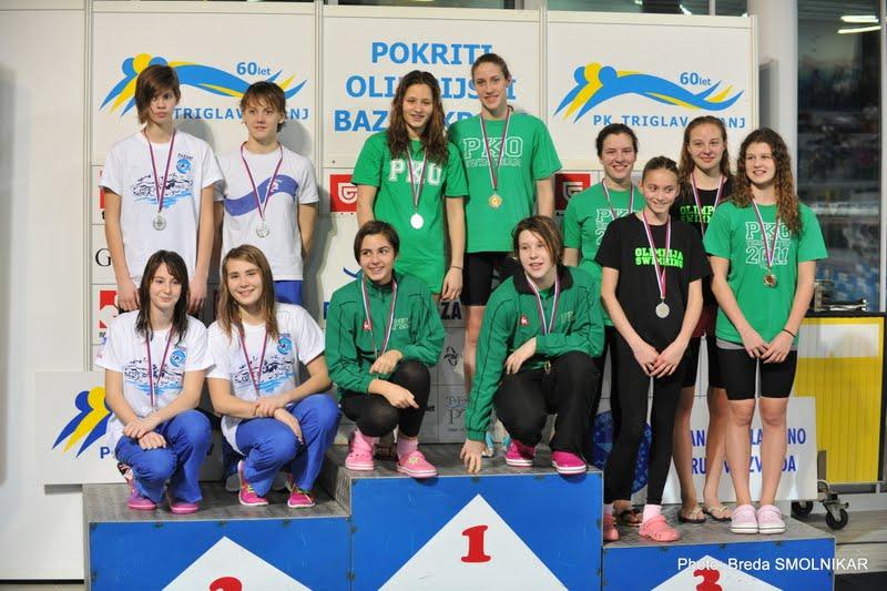 Zimsko združeno prvenstvo Slovenije 2013 - 24-27.01.2013, Kranj